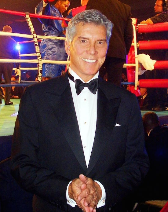 Michael Buffer - Keynote Speaker - The Las Vegas DJ Show 2015
