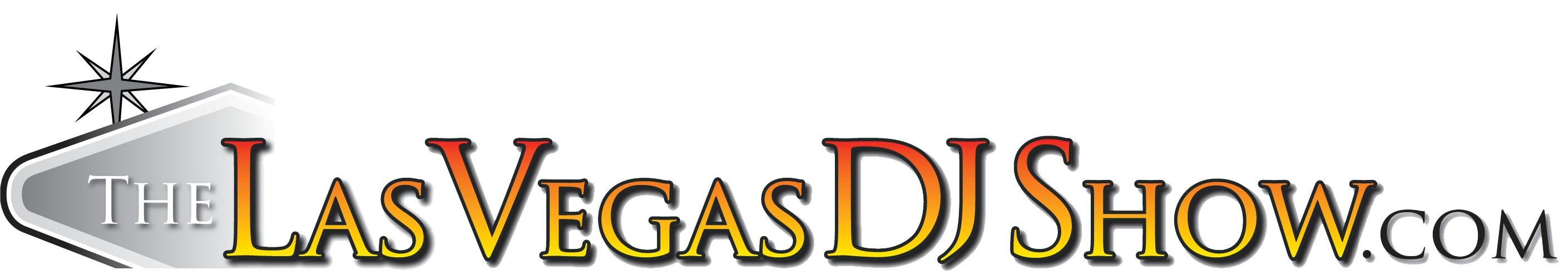 Logo The Las Vegas DJ Show